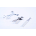 Tongue pliers protective sleeve Transparent color
