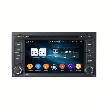 Android car dvd navigation for Seat LEON 2014