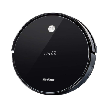 Max power suction robot vacuum cleaner