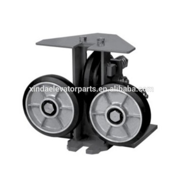 GDX05 roller guide shoe for counterweight for high speed lift elevator spare part