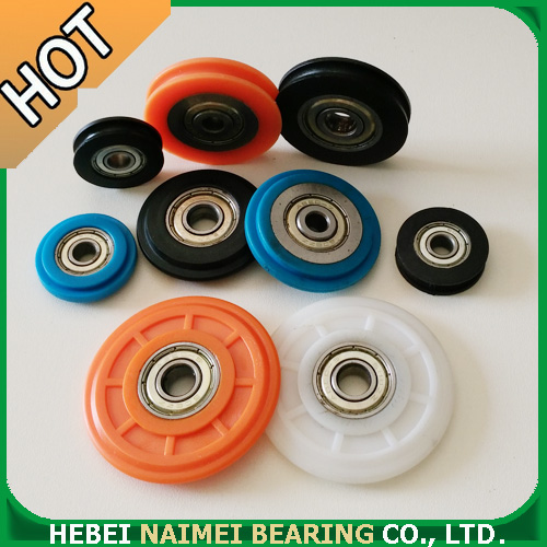 plastic bearings roller