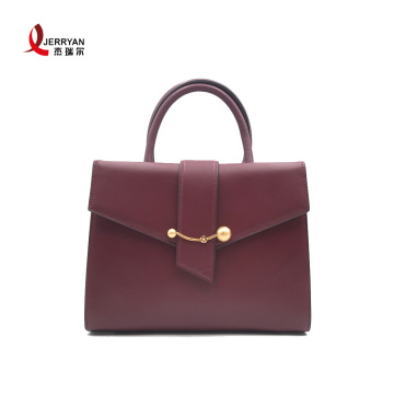 Small Genuine Leather Ladies Tote Crossbody Bags