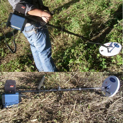 Light Weight Gold Metal Detector Long Range MCD-5000B