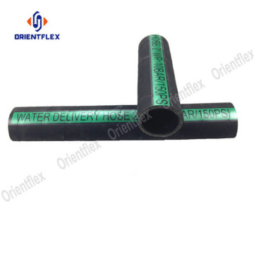 8inch rubber water transport hose  60m