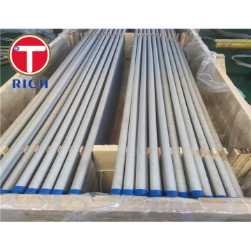 Superheater Heat-exchanger Stainless Steel Tube