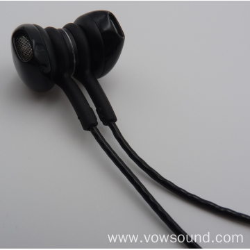 Wired Earbud in Ear Headphones with Microphone