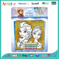 Disney Frozen foil art set