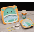 Naturally Cartoon Kids Dinnerware Set