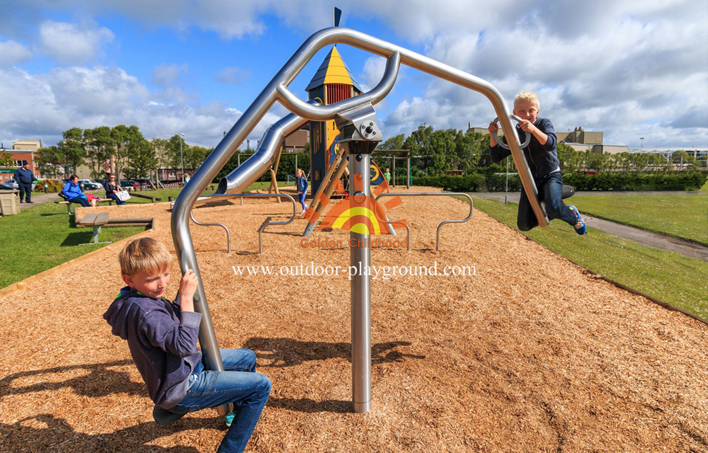 Children S Dynamic Playground Equipment