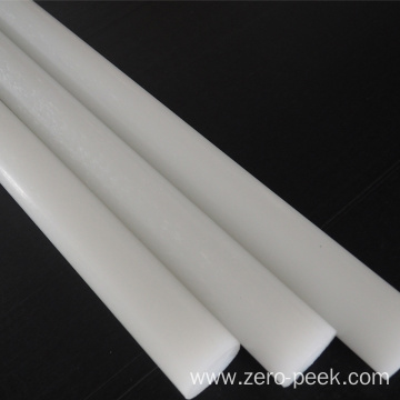 100% Virgin PP rod white color