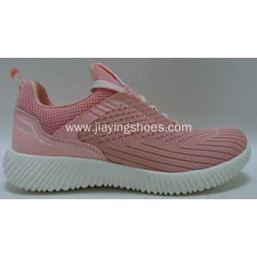 Fashion Casual flyknit shoes for Ladies