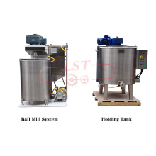 2020 New Design Vertical Chocolate Ball Mill Machine