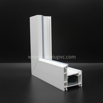 Extrusion PVC Plastic UPVC Profile of Lumei