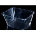 disposable clear salad Tub