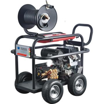 Gasoline High Pressure Cleaner for Concrete Cleaning