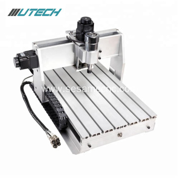 Mini CNC Wood Cutting Machine