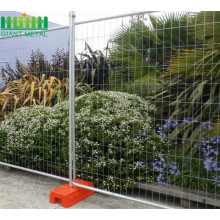 Australia Galvanized Temporary Used Welded Fence
