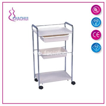 Deep Tray Rolling Base Medical Instrument