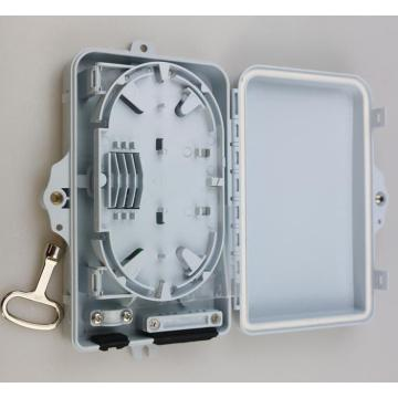 FTTH Faceplate 6 core Fiber Cable Terminal Box