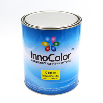 Automotive Paint Colors Car Refinish Coating System