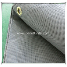 270gsm sunshade PVC caoted construction building safety net