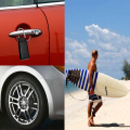 Car Key Combination Surf Lock