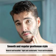 LAIKOU Men BB Cream Face Cream Natural Whitening Skin Sunscreen Foundation Makeup Men Care Effective Care Face Base Skin Co L9U8