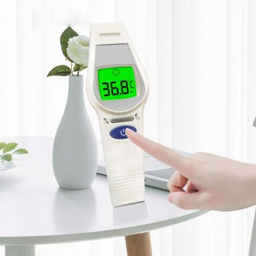 digital infrared forehead non-contact thermometer