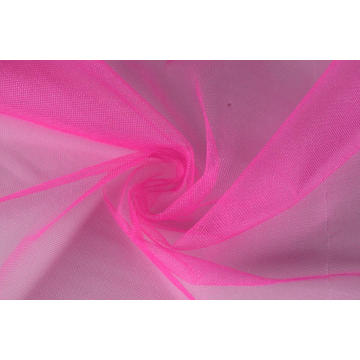 100%Polyester Flicker Dyeing Mesh Fabric