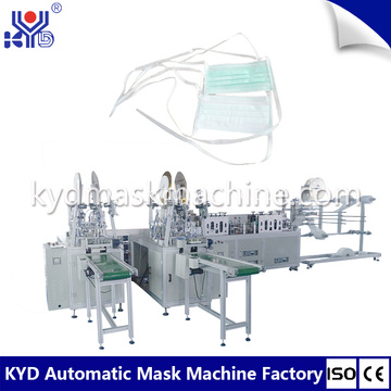 Automatic Flat Mask Machine