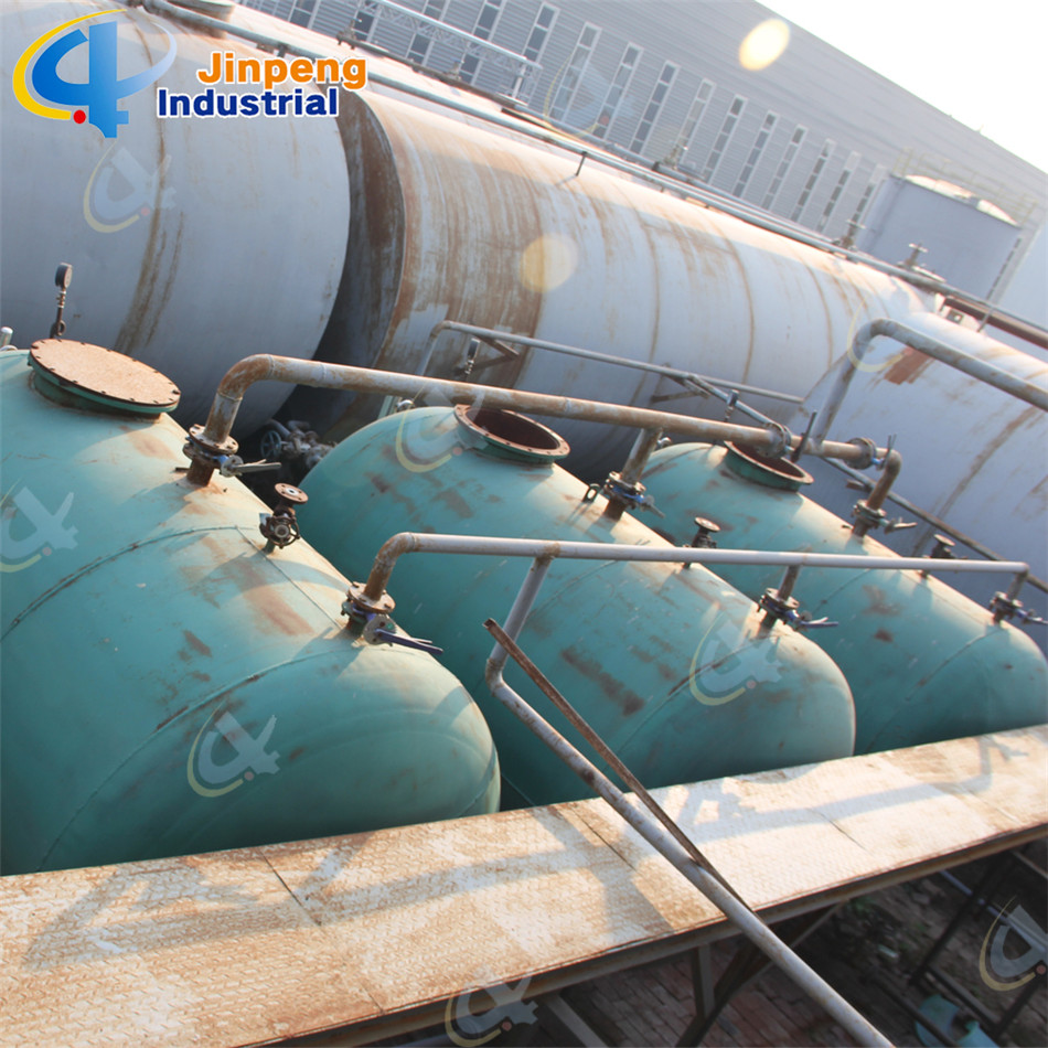 Auto Black Oil Refining Equipment