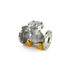 low pressure stainless steel steam 4 wafer check valve dimensions
