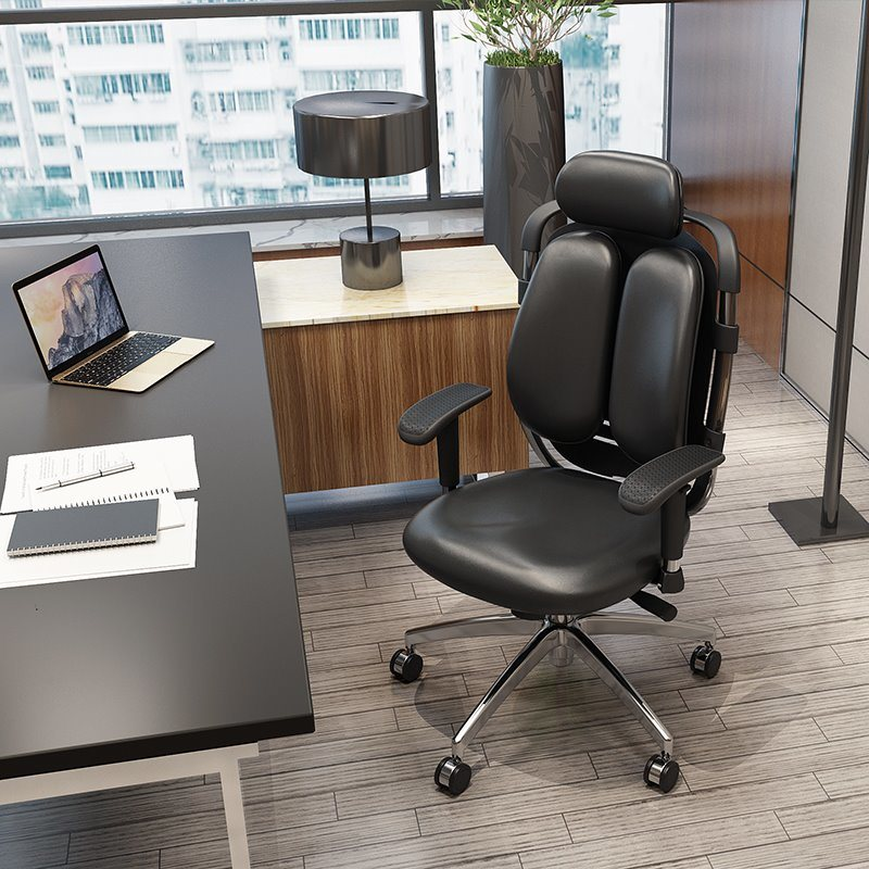 Leather-Office-Chair