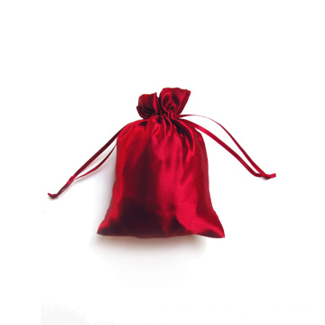 satin fabric jewelry gift bags