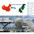 Reliable air freight shipping agent cost to Pakistan