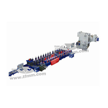 Building Storage Use C250 Steel Plank Roll Forming Machinery