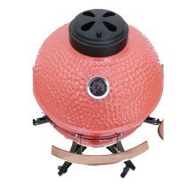 21 inch Green Color Egg Charcoal Steak Grill