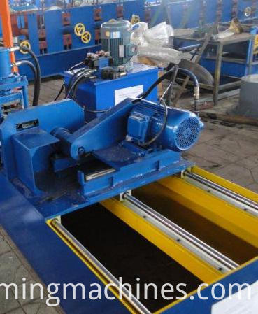 Shutter Door Roll Forming Machine System--shearing system