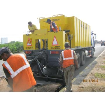 Micro surfacing machine in India