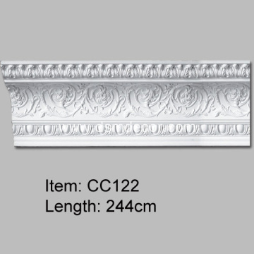 Most Popular PU Crown Moulding