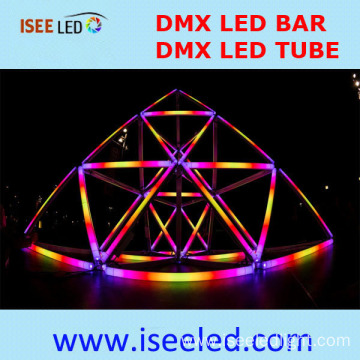 Outdoor DMX RGB Led Digital Tube