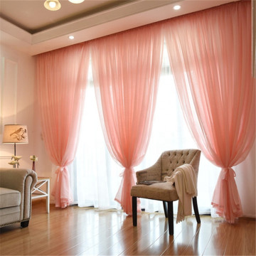 Polyester Soft Tulle Net Mesh Fabric for Decoration
