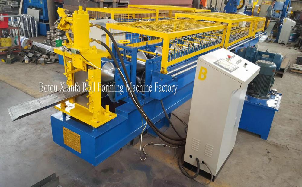 Metal Steel L Section Angle Forming Machine