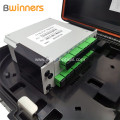 1:16 Fiber Optic Plc Splitter Box