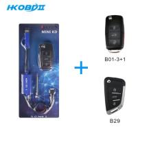 KEYDIY KD Mini KD Key Remote Generator on IOS/Android Support Make More Than 2000 Auto Remotes + B series remote