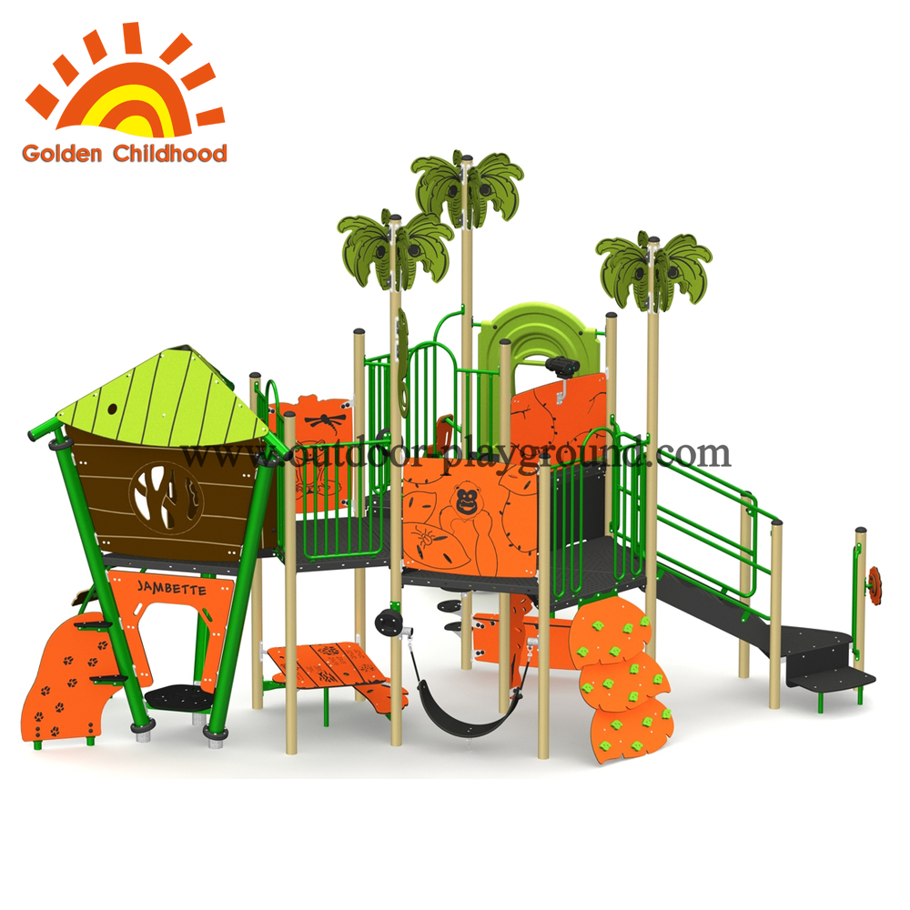 outdoor outdoor play structure