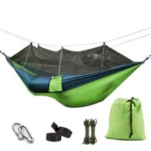 Easy Assembly Parachute tree hammocks for camping