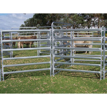 Top quantity galvanized heavy duty used livestock panels