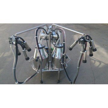 goat milking machine trolley