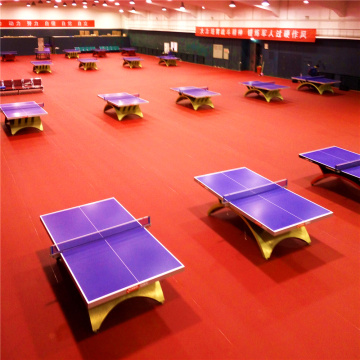 Table Tennis PVC Flooring